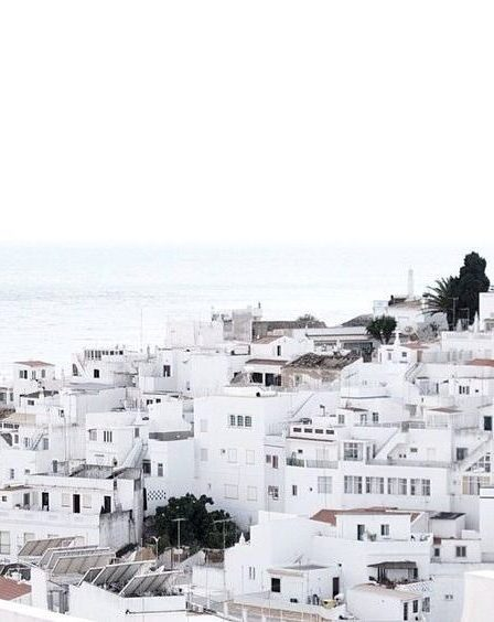 Old city of Albufeira