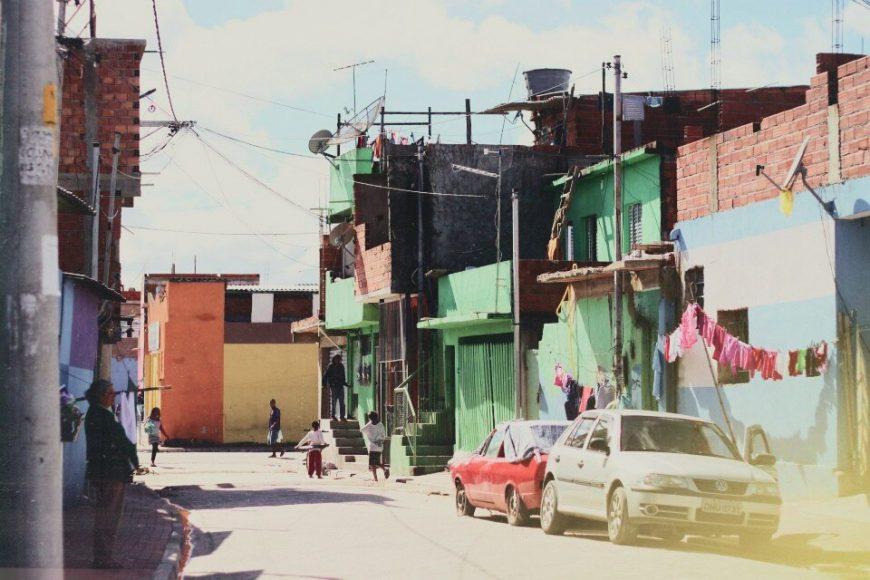Favela in São Paulo