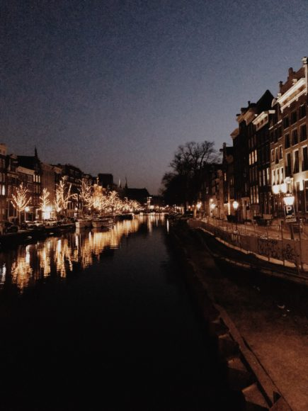 Canals by Night