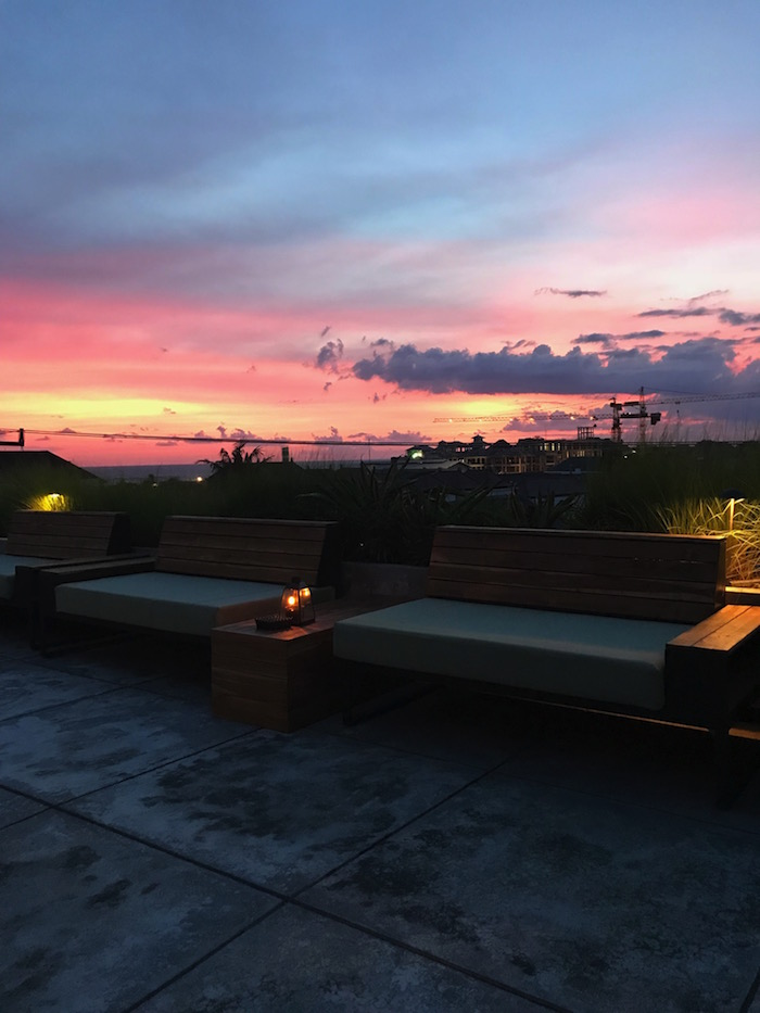 the slow rooftop